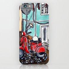 Vespa Street iPhone 6 Slim Case