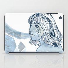 Lavender Diamond iPad Case
