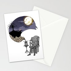 Old Time Radio Stationery Cards