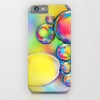 A Rainbow Of Hundreds An… iPhone 6 Slim Case