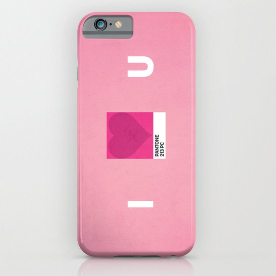 I pantone U iPhone & iPod Case