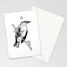 Key Bird Stationery Cards