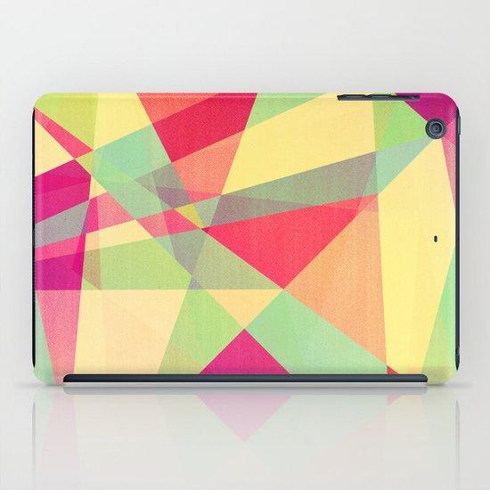 Summer Abstract iPad Case