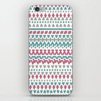 Hex Rose iPhone & iPod Skin