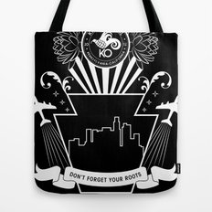 Don't Forget Your Roots Tote Bag