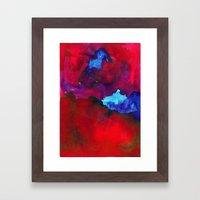 110 9  Framed Art Print