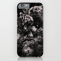 iPhone & iPod Case featuring Sleep with Gods by SPYKEEE