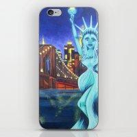 Liberty iPhone & iPod Skin