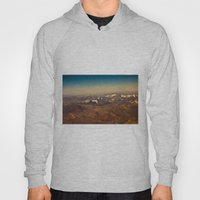 Mountains, Snow And Sky … Hoody