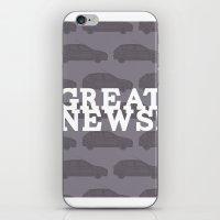Great News iPhone & iPod Skin