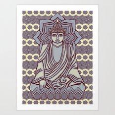 Buddhao4 Art Print