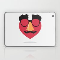 Love In Disguise Laptop & iPad Skin