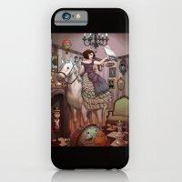 The Victorian Room iPhone 6 Slim Case