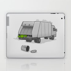 Accident on Sesame St.  Laptop & iPad Skin