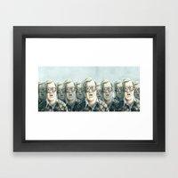 SonOfA! Framed Art Print