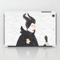Maleficent iPad Case