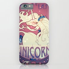 The Last Unicorn iPhone 6s Slim Case