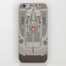 Star Trek NX - 01 Refit iPhone & iPod Skin