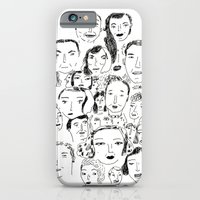 Face Group iPhone 6 Slim Case
