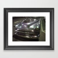RCR 1 Framed Art Print