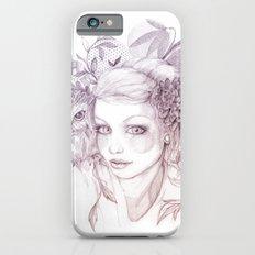 Felt Heart Slim Case iPhone 6s