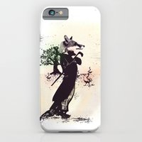 iPhone & iPod Case featuring foxy uh? by eduardo vargas