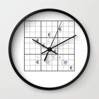 ocio Wall Clock