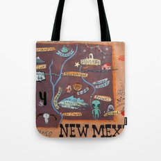 New Mexico Tote Bag