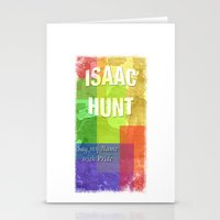 Isaac Stationery Cards