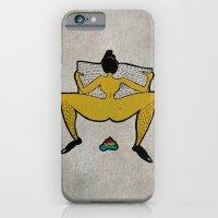 CMY Poo iPhone 6 Slim Case