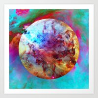 Art Print featuring Memento #2 - Soul Space by Bright Enough💡