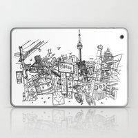 Toronto! Laptop & iPad Skin