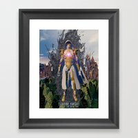 Ascend  f… Framed Art Print