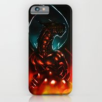Red Dragon iPhone 6 Slim Case