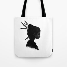 Never Never Tote Bag