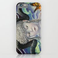 iPhone & iPod Case featuring Spring Is Coming by MARIA BOZINA - PRINT