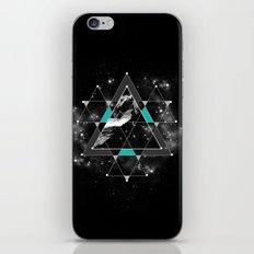 Time & Space iPhone & iPod Skin