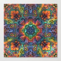 Groovy Baby! Canvas Print