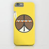 peace iPhone & iPod Cases featuring Peace by Wharton