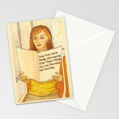 Holy F**k Magazine Stationery Cards