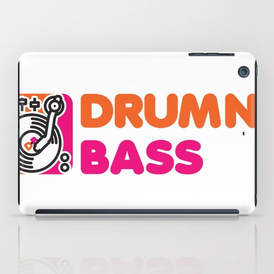 Drumn' Bass  iPad Case