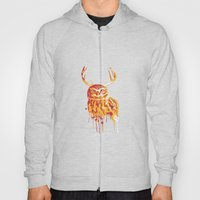 Owlope Stripped Hoody