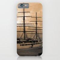Sea Cloud II tall ship iPhone 6 Slim Case