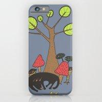 Let Sleeping Dogs Lie iPhone 6 Slim Case