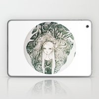 Keyhole In The Jungle Laptop & iPad Skin