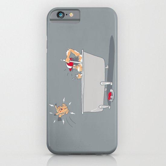 Bathtub eletrocution iPhone & iPod Case