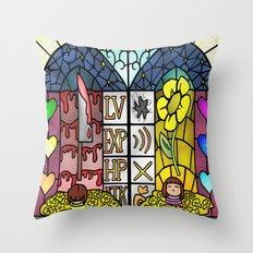 Good or Evil? Throw Pillow