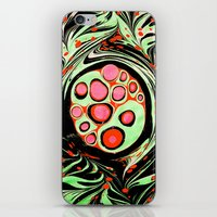 Psychedelic Circle iPhone & iPod Skin