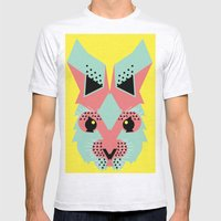 Rabbit Magic Mens Fitted Tee Ash Grey SMALL