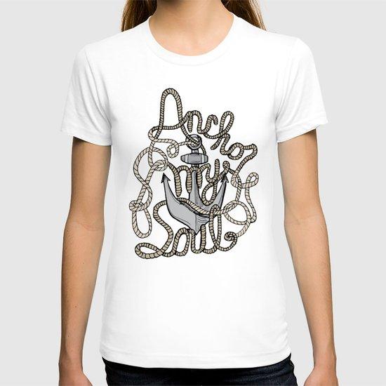 Anchor My Soul T-shirt